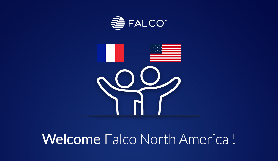 Création de la filière  Falco North America
